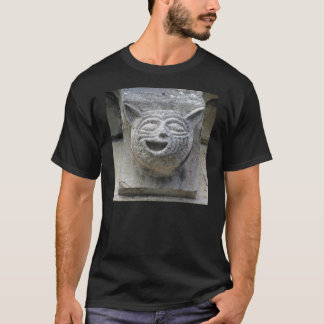 Gargoyle cat shirt