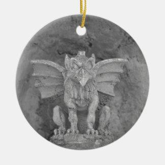Gargoyle Christmas Ornament