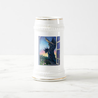 Gargoyle Guardian Beer Steins
