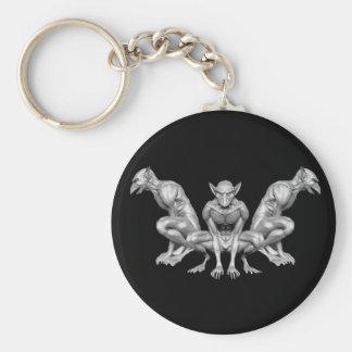 Gargoyle Key Ring