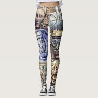 Gargoyle Leggings! Leggings