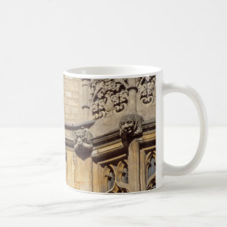 Gargoyle nose-picker mug