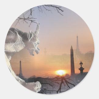 Gargoyle of Notre-Dame Sticker