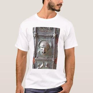 Gargoyle panel from the left door of the portal, 1 T-Shirt