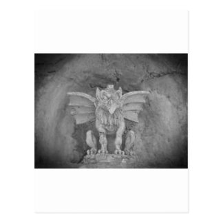 Gargoyle Postcard