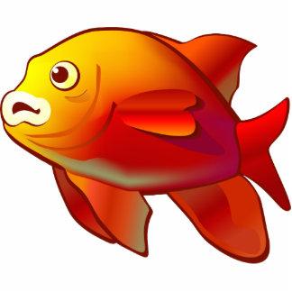 Garibaldi Fish Cut Out