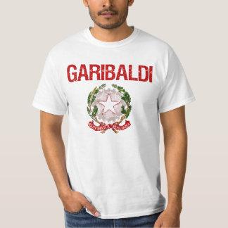 Garibaldi Italian Surname T-Shirt