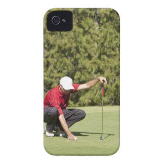 Garibaldi Springs Golf Course, Squamish, B.C. iPhone 4 Cover