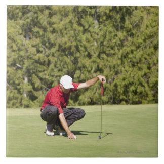 Garibaldi Springs Golf Course, Squamish, B.C. Tile