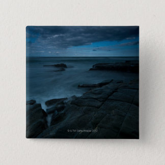 Garie Beach in the Royal National Park 15 Cm Square Badge