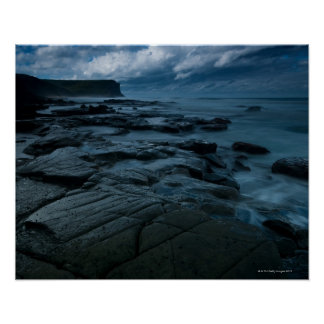 Garie Beach in the Royal National Park 2 Poster