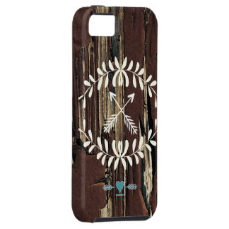 Garland Hearts Crossed Arrows  Retro iPhone 5 Covers