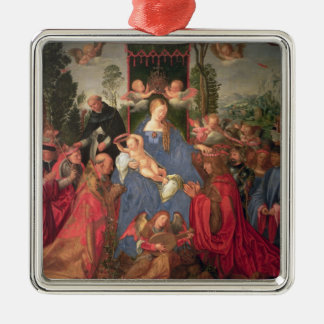 Garland of Roses Altarpiece, 1600 Christmas Ornament