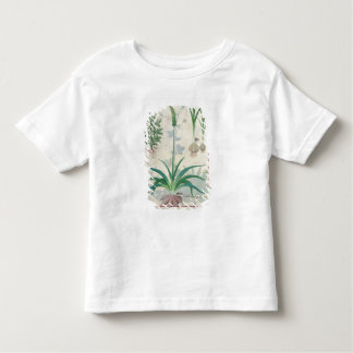 Garlic and other plants toddler T-Shirt