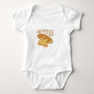 Garlic Bread Baby Bodysuit