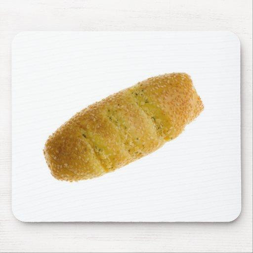 Garlic bun mousepads