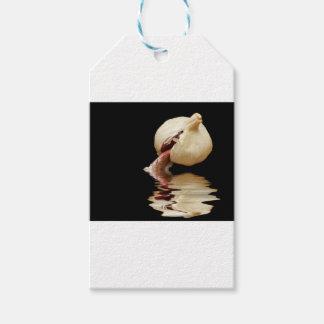 Garlic cloves of Garlic Gift Tags