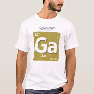 Garlic Element T-Shirt