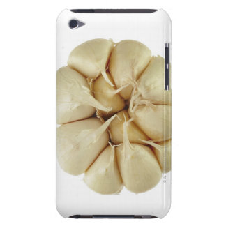 Garlic isolated on white background, DFF image, Barely There iPod Case