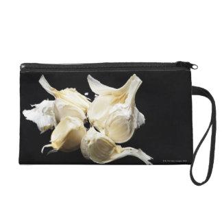 Garlic Wristlet Clutch
