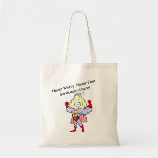 Garlicman Budget Tote Bag