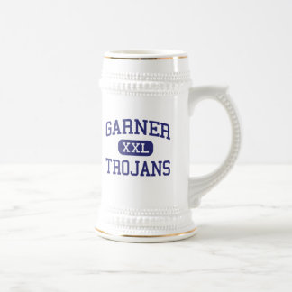 Garner - Trojans - High - Garner North Carolina Mugs