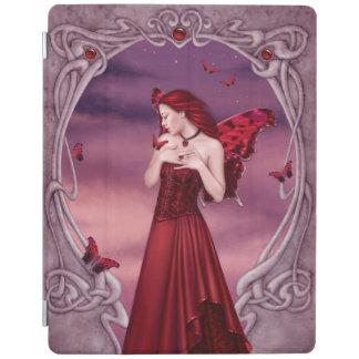 Garnet Birthstone Fairy iPad 2 3 4 Case iPad Cover