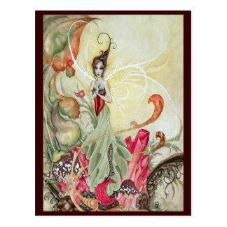 Garnet Faery Postcard