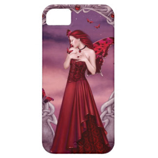 Garnet Fairy iPhone 5 Case-Mate Barely There™ iPhone 5 Cover