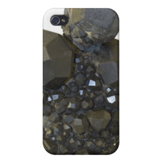 Garnet in Natural Form Case For The iPhone 4