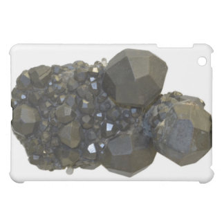 Garnet in Natural Form iPad Mini Cover