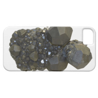 Garnet in Natural Form iPhone 5 Case