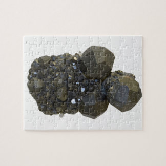 Garnet in Natural Form Jigsaw Puzzle