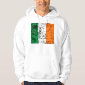 Garngad Irish Heritage Hoodie