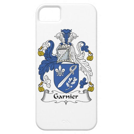 Garnier Family Crest iPhone 5 Covers