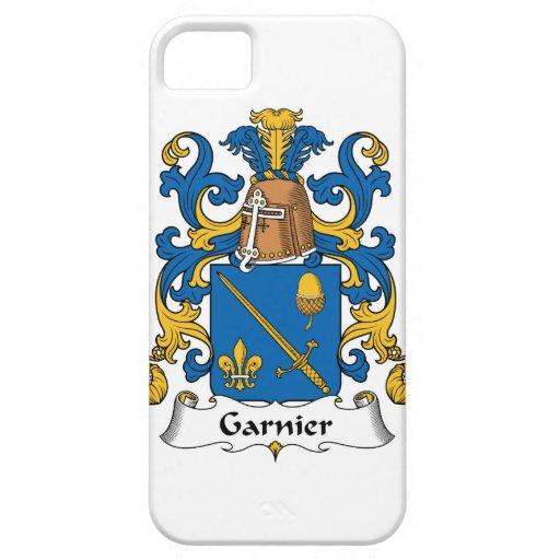 Garnier Family Crest iPhone 5 Case