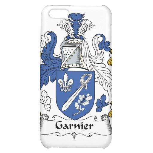 Garnier Family Crest iPhone 5C Case