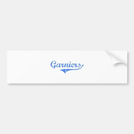 Garniers Florida Classic Design Bumper Stickers