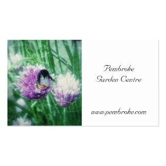 Garrden Centre Manager Business card