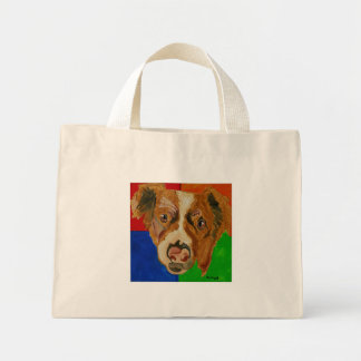 Garrett's Pooch Sak Mini Tote Bag