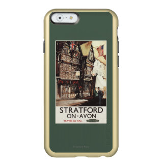 Garrick Inn and Harvard House Rail Poster Incipio Feather® Shine iPhone 6 Case