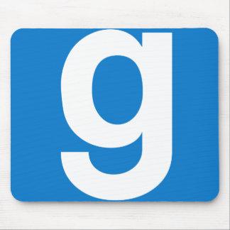 Garrys mod logo mousepad