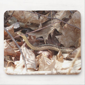 Garter Snake Mouse Pad