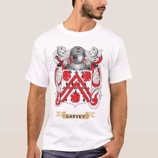Garvey Coat of Arms (Family Crest) T-Shirt