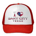 Gary City, Texas Mesh Hat
