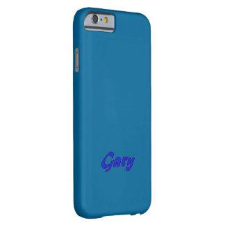 Gary Dark Blue iPhone 6 case