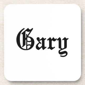 Gary Drink Coaster