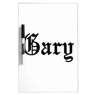 Gary Dry Erase White Board