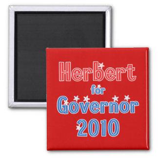 Gary Herbert for Governor 2010 Star Design Refrigerator Magnets