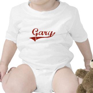 Gary Indiana Classic Design Baby Bodysuits